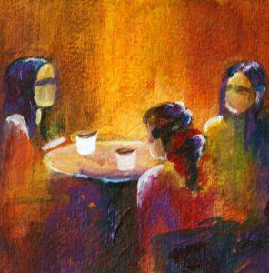 paintingthreewomencoffee