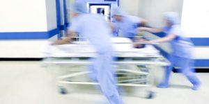 Emergency hospital treatment